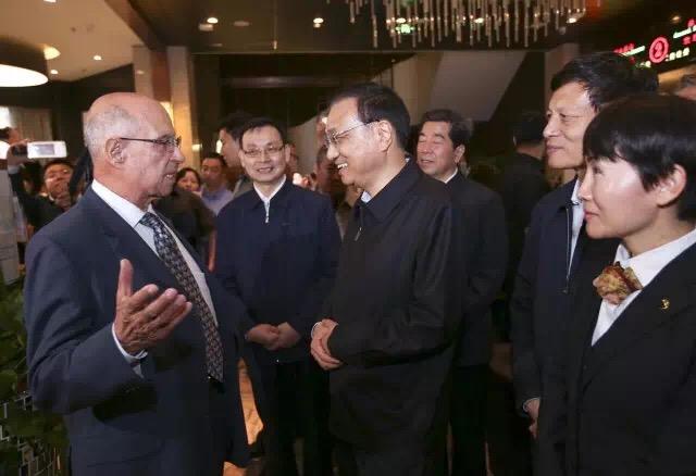 杨建国:总理为开封自贸区用好先行先试权点赞