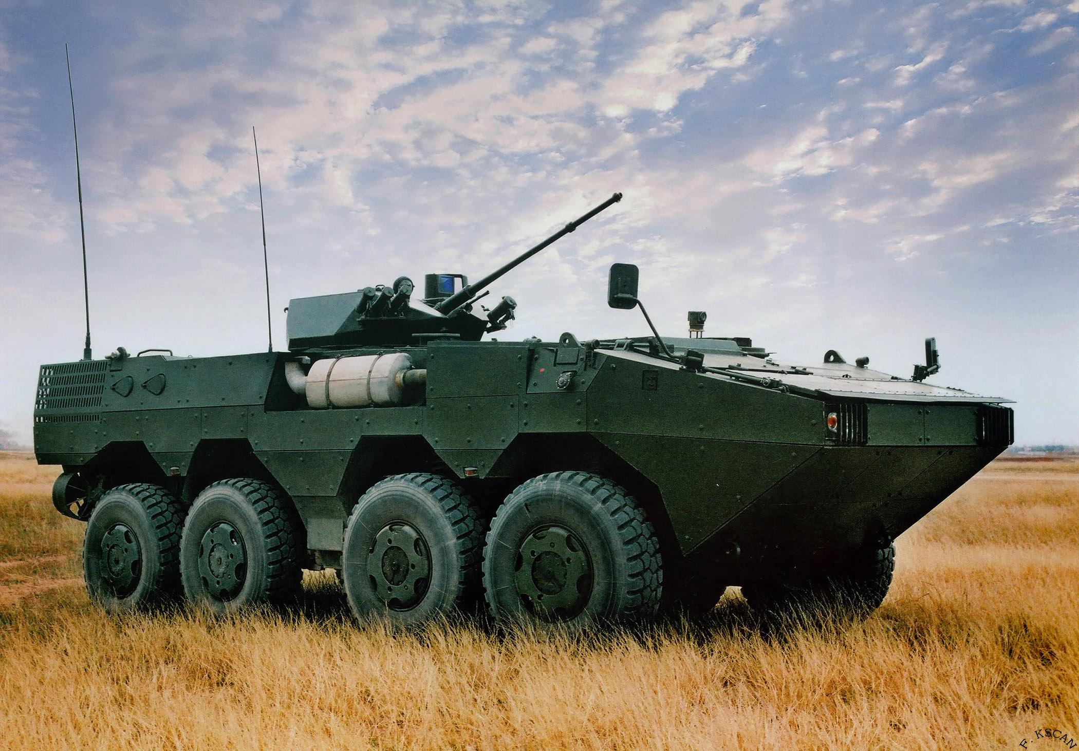 泰拟再从中国采购坦克、装甲车 称乌克兰造太慢