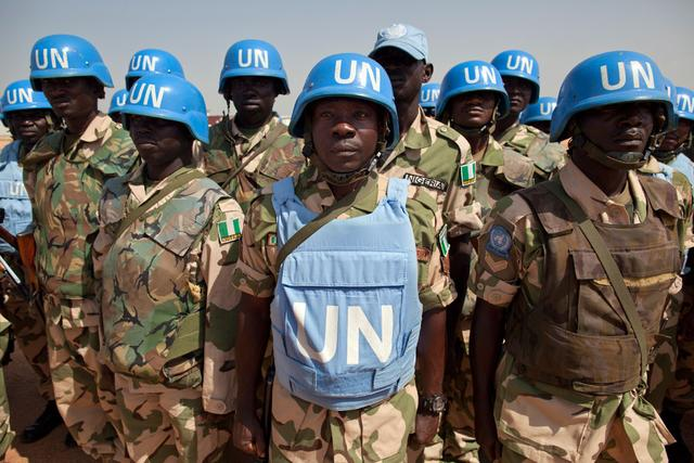 联合国在非洲维和部队接连遇袭 已致22人伤亡