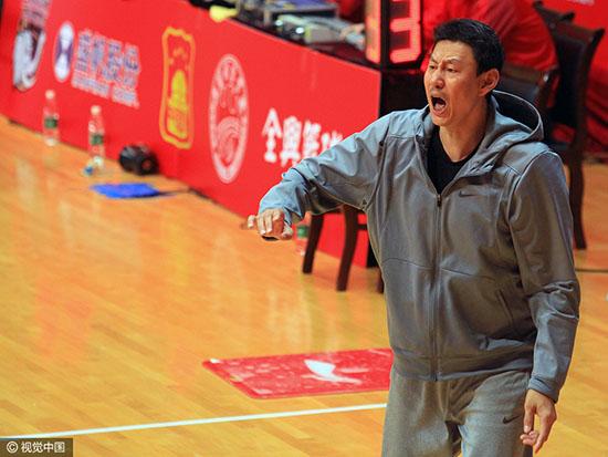 新男篮首秀时间确定 6月13日李楠率先带队战伊朗