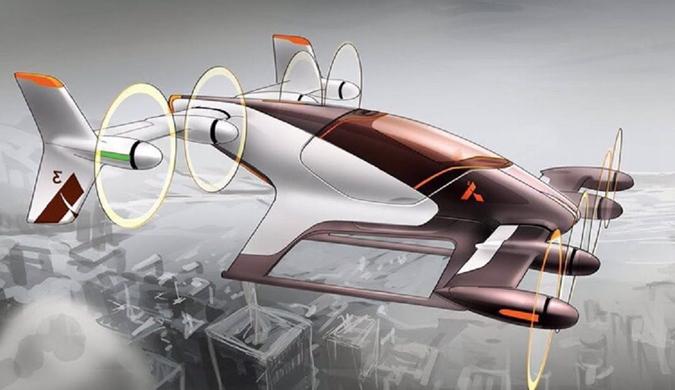 空客公司称在2020年推出自动飞行电动出租车