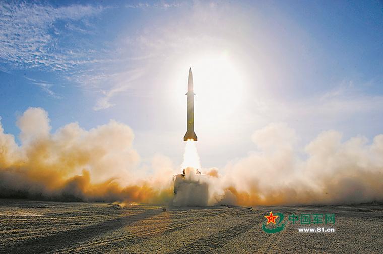 解放军在渤海试射导弹 你听出话外之音了吗?