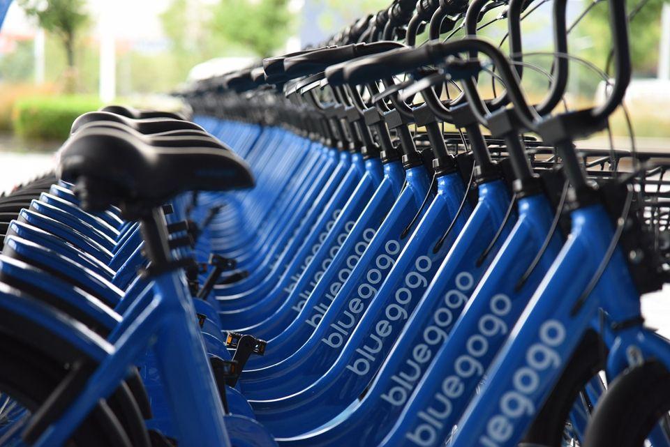 小蓝单车牵手支付宝 流量巨头入局行业洗牌加速