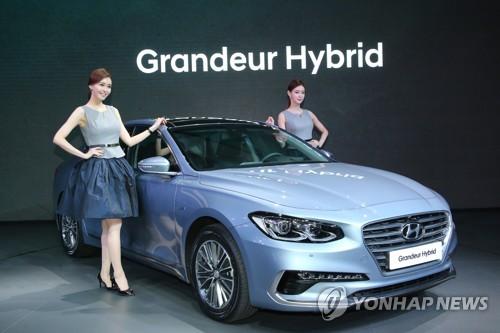 韩国中型混动车一季度销量同比锐减50%