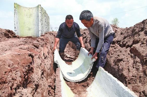 合川今年完成高标准农田建设1.6万亩二期6月竣工