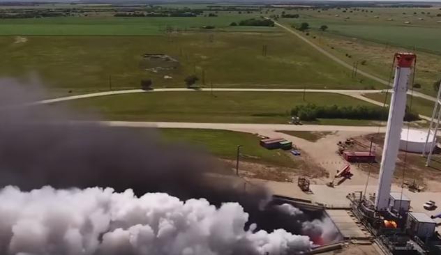 登陆火星已经起步,SpaceX开始测试重型火箭