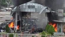 泰国商场遭汽车炸弹袭击