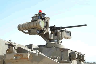 科幻装备走进现实!美要为战车配备激光反导武器