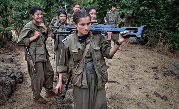 美国武装库尔德人激怒土耳其 被忧恶化美土关系