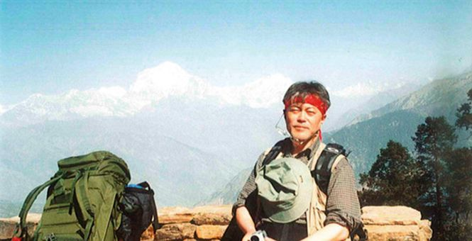 文在寅人生轨迹:2004年曾前往喜马拉雅徒步旅行