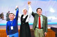 滑雪冠军13载力证人类滑雪起源于新疆阿尔泰