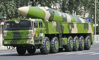 中国在渤海试射东风26怼萨德反导?