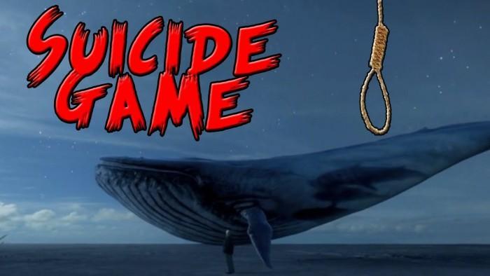 """我们准备好如何应对死亡游戏""""蓝鲸""""进入国内了么"""