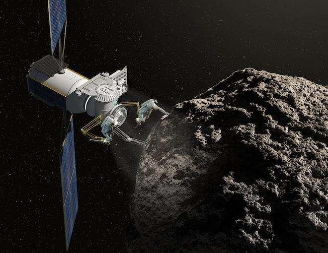 美媒关注中国小行星采矿计划 价值或高达数万亿