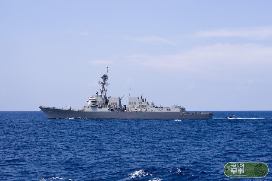 美议员致信特朗普要求巡航南海:采取更强硬立场