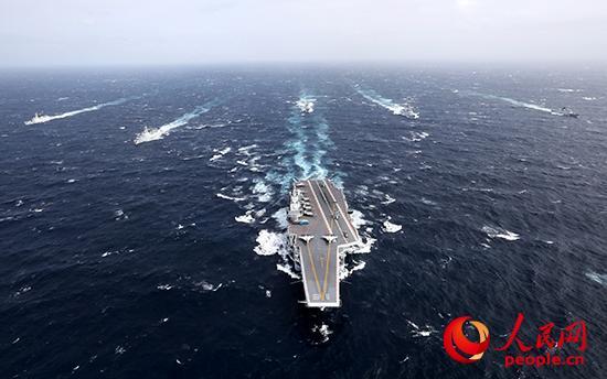 专家:中国航母应该向大吨位核动力方向发展