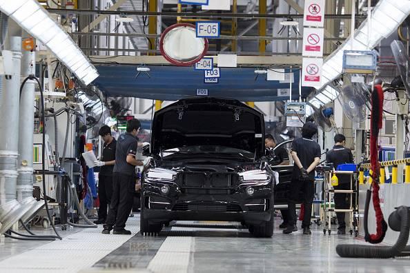 宝马目标2020年产能达300万辆 在华投产X5