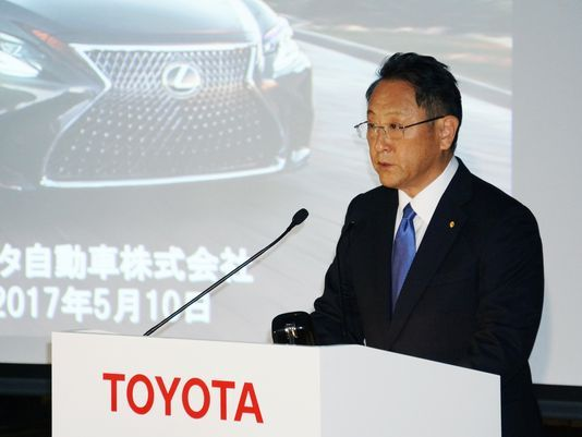 """丰田汽车撕下""""平庸""""标签 品牌认知改变"""