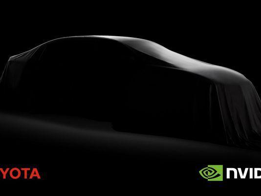 丰田与NVIDIA合作 研发无人驾驶汽车技术