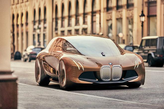 宝马无人驾驶汽车规划详解 2030年完全实现