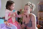 美母亲产后忧郁笑对病魔