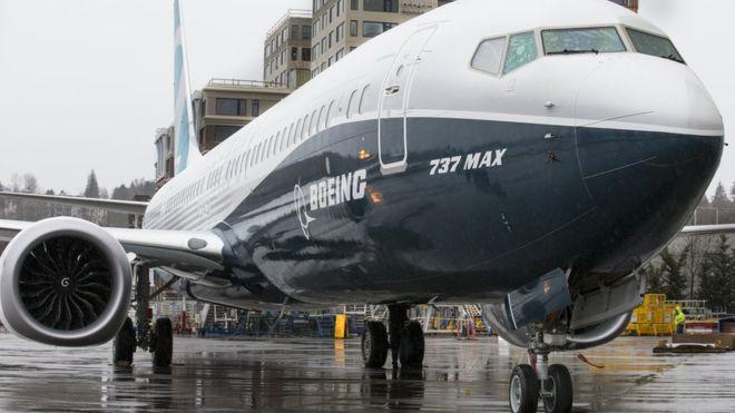 波音737 MAX暂停试飞 发动机出现故障隐患