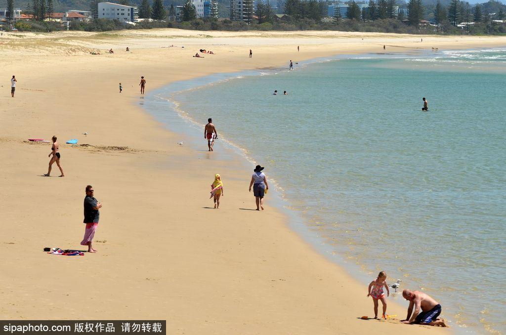 探访度假胜地澳大利亚昆士兰黄金海岸