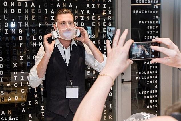 美公司开发智能防污面罩 可收集记录控制质量