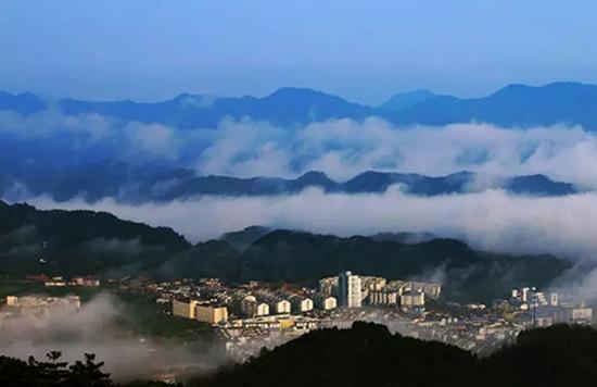 江西打造60个特色小镇 形成独特文化标志