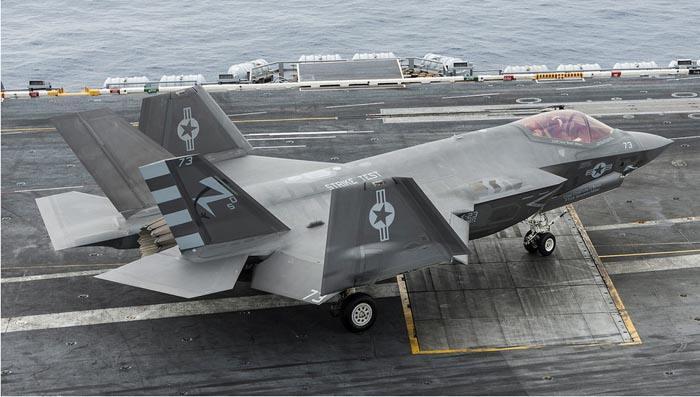 林肯号成最强尼米兹级航母:将率先搭载F35C战机