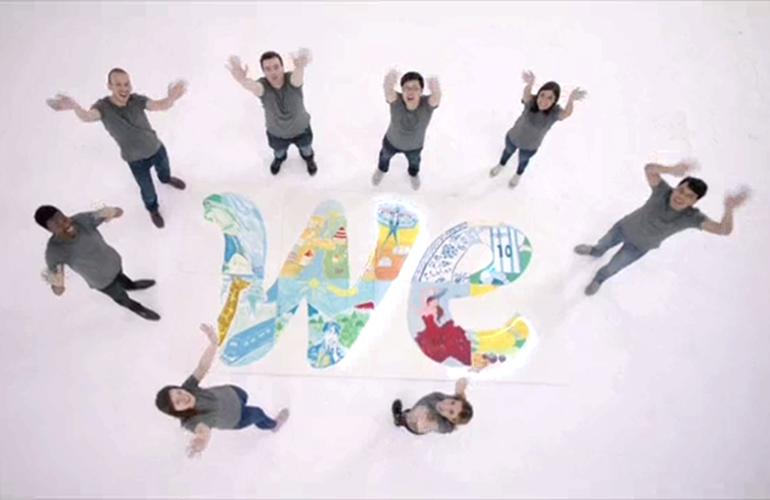 一带一路广告片《WE》正式发布
