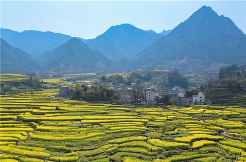 """安徽绩溪5个村落列入""""中国传统村落名录"""""""