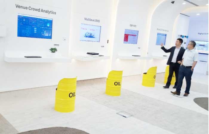 华为迪拜Openlab投入运营 推动企业数字化转型