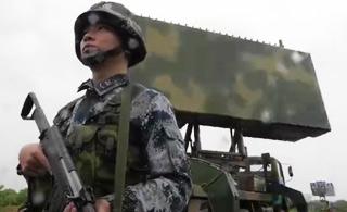 """空军机动雷达营揭秘:血性胆气造就""""千里眼"""""""
