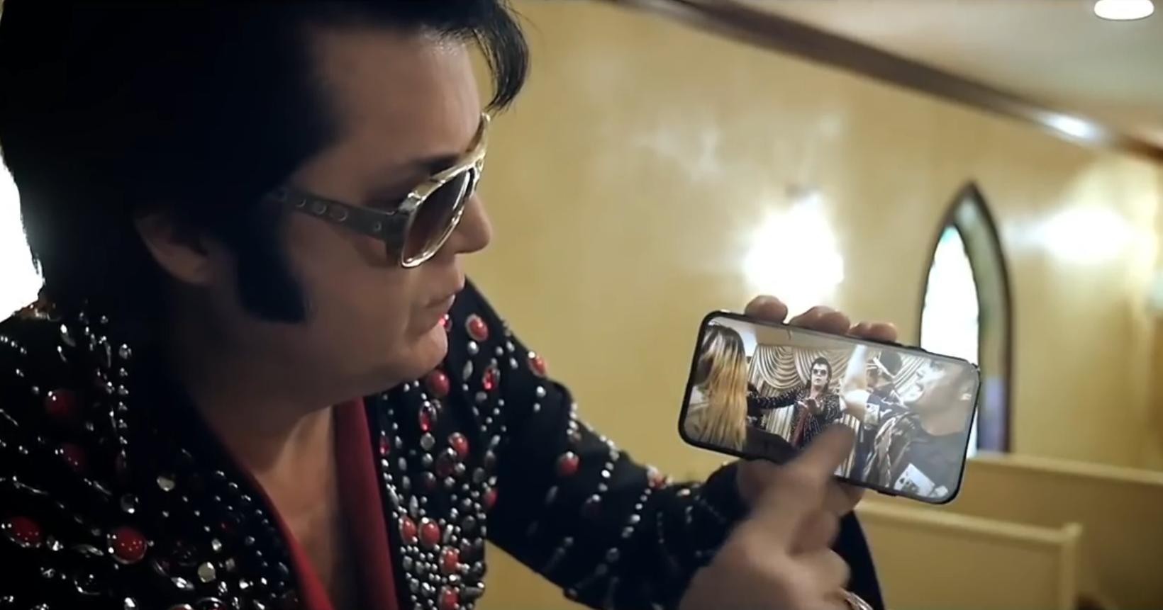 [视频]科技雷不撕:有创意!iPhone 8 出现在MV中