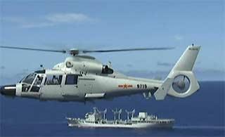 中国海军反潜舰载直升机