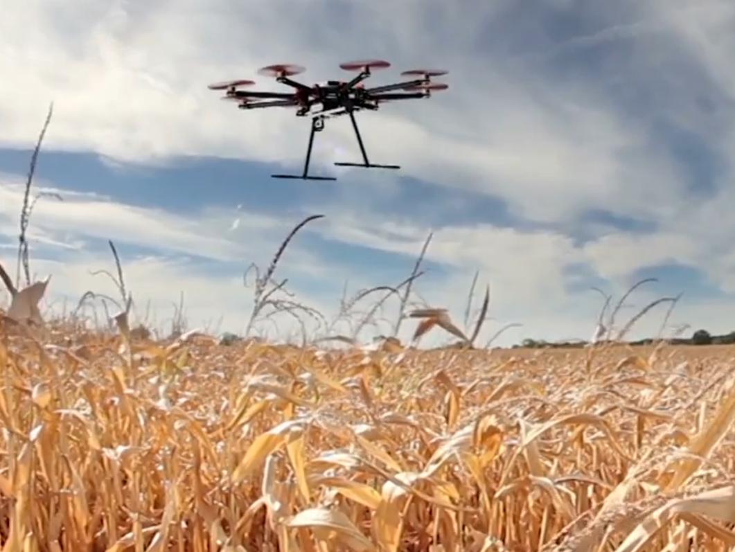 """[视频]科技雷不撕:NASA开发无人机""""自分析""""紧急着陆系统"""