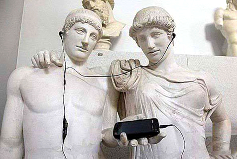 给雕像加这么多戏真的好吗?