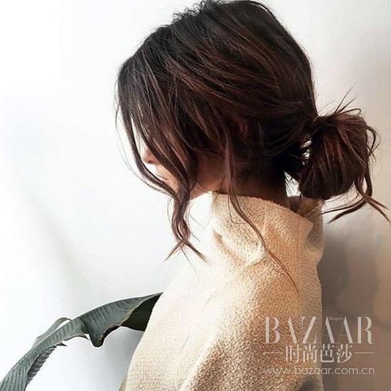 李沁古装编发发型
