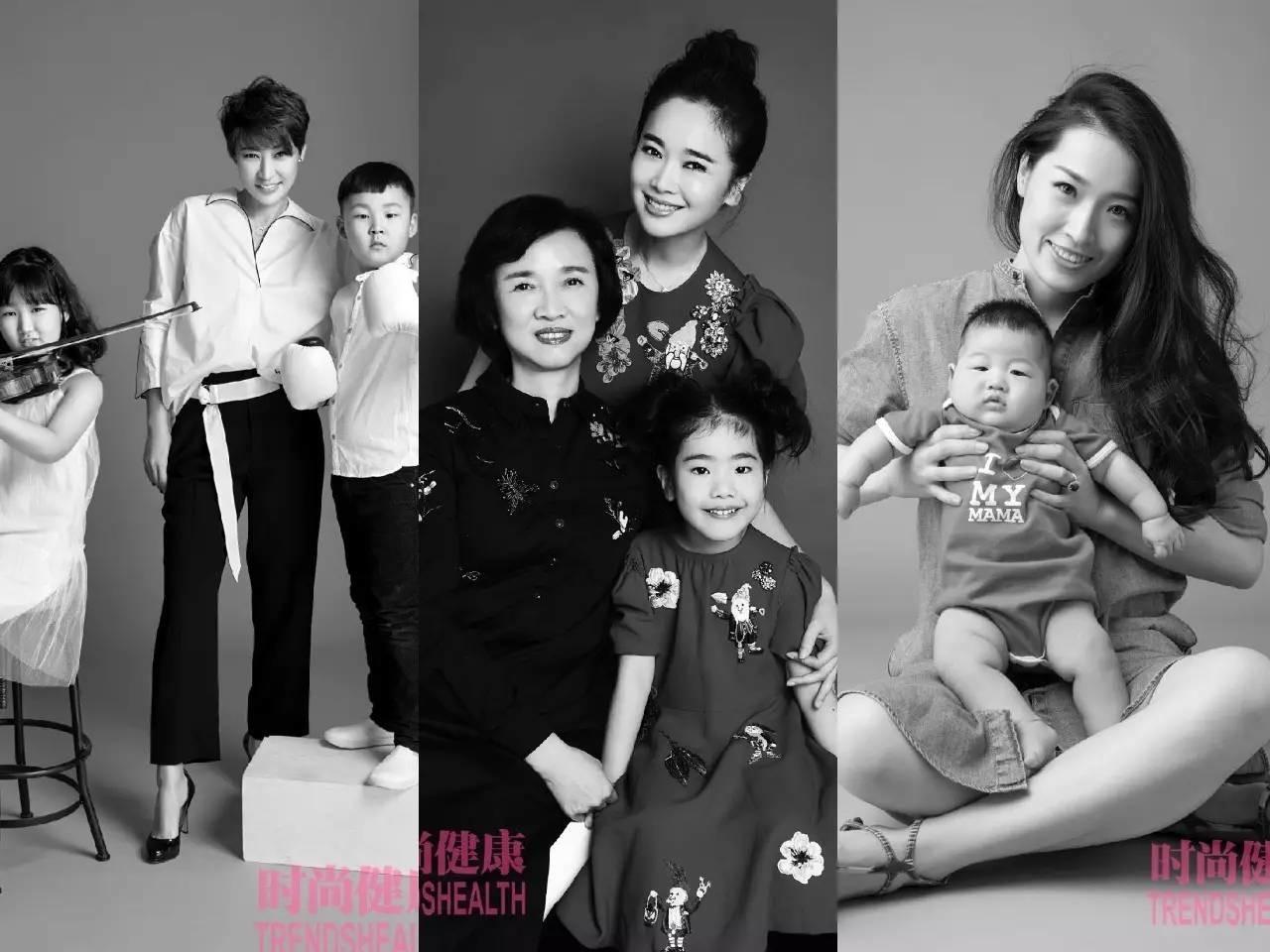 梁静、罗雪娟、左小青:妈妈的教育方式会遗传吗?看看明星们怎么应对隔代教育