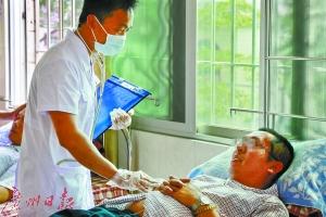 精神病院护士揭秘:患者在院农疗、工疗等康复训练