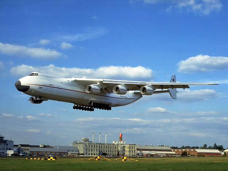 中国将引进世界最大飞机?乌克兰工人:舍不得