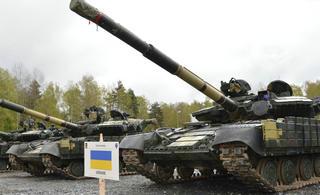 欧洲坦克大赛最终花落谁家?