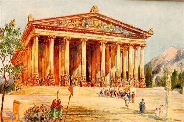 古代文明建筑奇迹消失之谜!你知道几个?