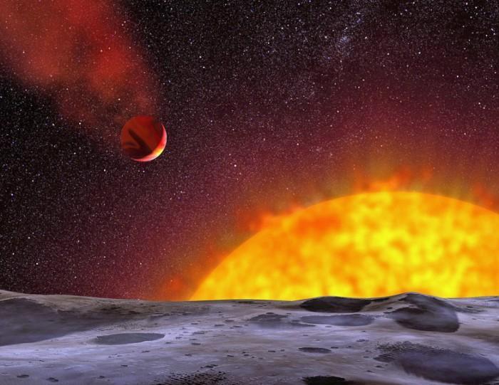 科学家提出新理论:绕太阳物质自我粘合成地球