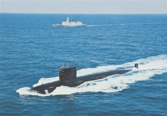 下一步去卡拉奇?印度紧盯中国潜艇印度洋之行