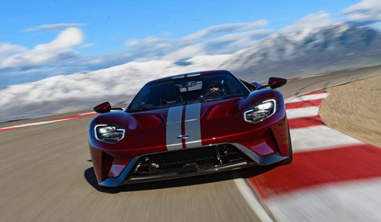 竞速未来:从GT超跑看未来福特汽车技术应用