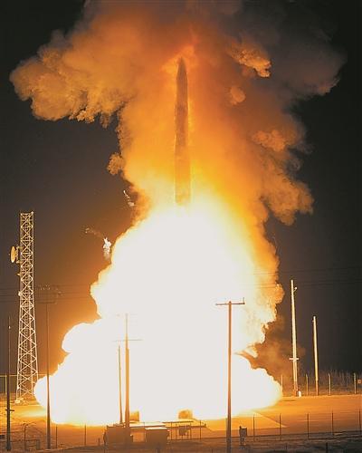解密:民兵III型洲际弹道导弹的未来在哪里?