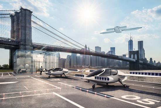 硅谷投资人看好飞行汽车:将在亚洲颠覆交通模式