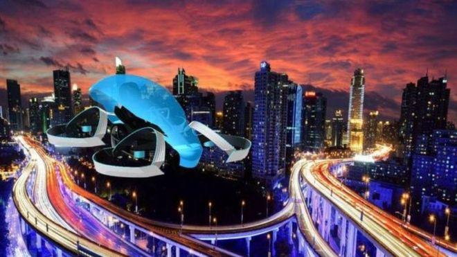丰田投资全球最小飞行汽车研发 有望亮相东京奥运会